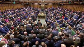 Boris Johnson dan Jeremy Hunt Calon Unggulan Pengganti May