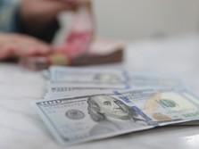Pukul 13.00 WIB: Rupiah Masih di Rp 14.380/US$