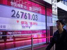 Negosiasi Dagang AS-China Tak Jelas, Bursa Asia Anjlok