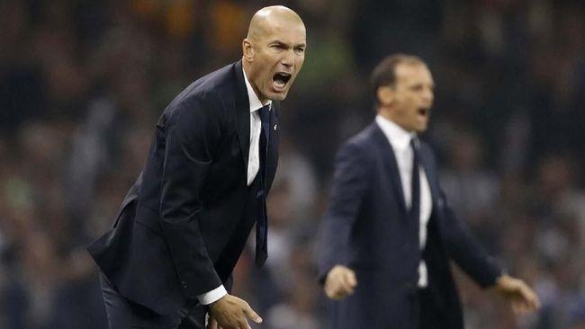 Zidane Gantikan Sarri di Chelsea, Hazard Pilih Bertahan