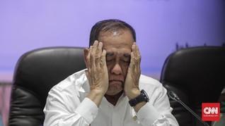 Menhan Bertemu Jokowi Bahas Pati TNI yang Tak dapat Jabatan