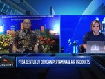 Bos PTBA Ungkap Rencana Akbar Geser LPG dengan Gas Batu Bara