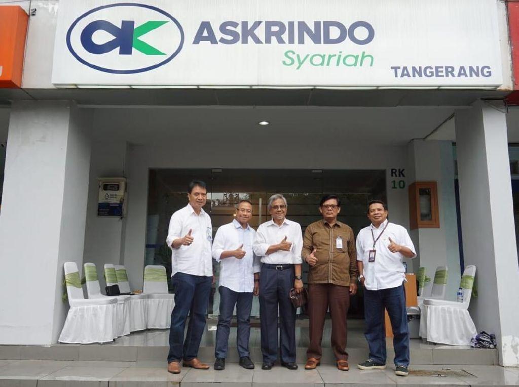Askrindo Syariah Resmikan Teras Mitra Di Tangerang