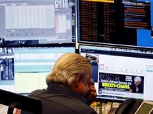 Tak Peduli Resesi, Bursa Eropa Tetap Menghijau