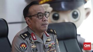 Polri Tunggu Hasil DNA Pelaku Bom Bunuh Diri di Filipina