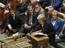 Kandaskan Mosi Tidak Percaya, PM Inggris Tetap Berkuasa