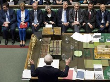 Perjanjian Brexit Ditolak, Inggris Keluar dari UE 12 April