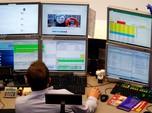 Bursa Eropa Tertekan pada Sesi Awal Perdagangan