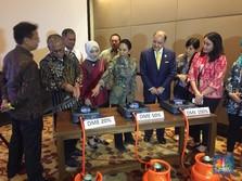 Bye LPG, Indonesia Akan Hijrah ke Gasifikasi Batu Bara