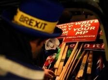 Inggris Minta Penundaan Lagi, Proses Brexit Makin Panjang...