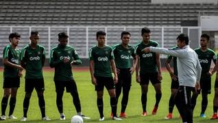 Indra Sjafri Coret Lima Pemain Timnas Indonesia U-22