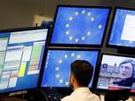 Kinerja Bursa Saham Eropa Terimbas Kabar Buruk dari ECB