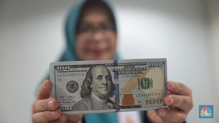 Quick Count Unggulkan Jokowi, Rupiah Siap Meroket Besok?