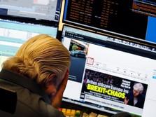 Jerman Lockdown 2 Distrik, Bursa Eropa Melemah di Sesi Awal