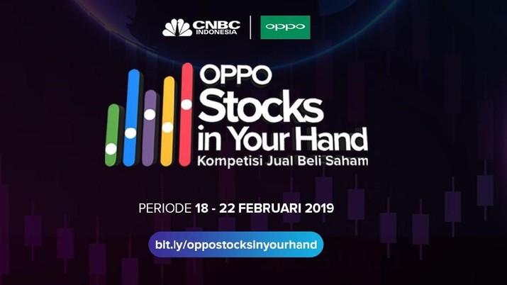 Berhadiah Rp 95 Juta, OPPO Gelar Kompetisi Online Trading