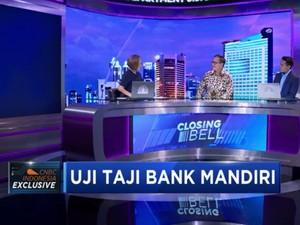 Dirut BMRI: Ada Beberapa Bank Cukup Menarik untuk Diakuisisi