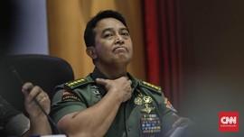 KSAD Copot Jabatan 2 TNI Terkait Unggahan Istri soal Wiranto