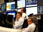 Bursa Eropa Melemah di Sesi Awal Jelang Rilis PMI Zona Euro
