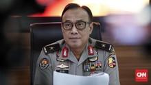 Polisi Sebut Pelaku Provokasi Ricuh 22 Mei dari Luar Jakarta