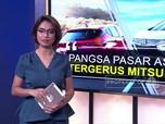 Pangsa Pasar Astra Tergerus Mitsubishi