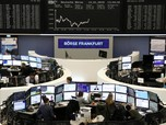 Data Manufaktur Lemah, Bursa Eropa Tetap Ditutup Menguat