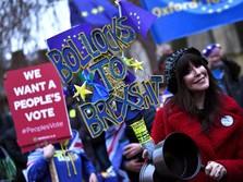 Dulu Ngotot Keluar, Kini Warga Inggris Malah Mau Brexit Batal