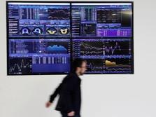 AS-UE di Ambang Perang Dagang, Bursa Eropa Loyo