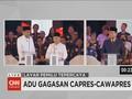 VIDEO: Ma'ruf Tambahkan Jokowi, Tapi Kehabisan Waktu