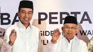 Beredar Foto Kondom Jokowi-Ma'ruf, TKN Ambil Langkah Hukum