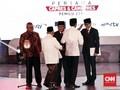 Prabowo Soroti Konflik Menteri Jokowi Soal Impor Beras