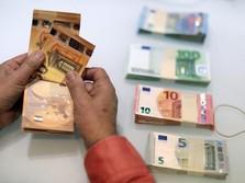 Sentimen Ekonomi Eropa Membaik, Kurs Euro Dekati Rp 16.000