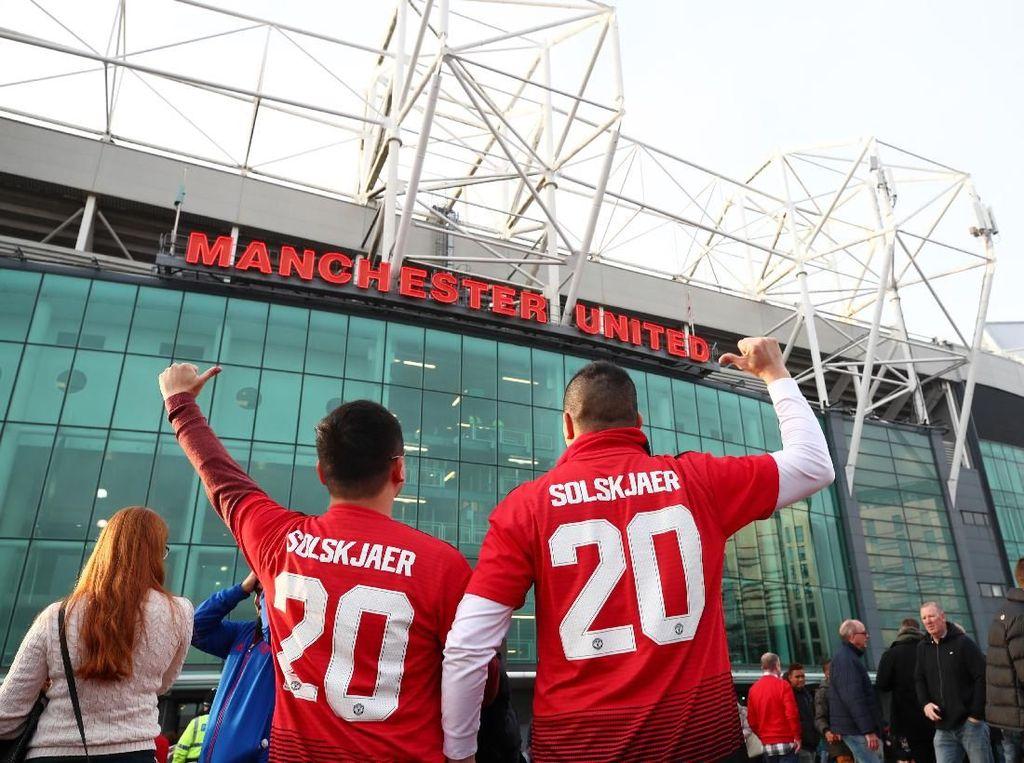 Gairah Solskjaer, Gairah Manchester United