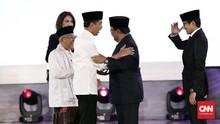 Celoteh Para Seleb Usai Debat Capres Perdana 2019