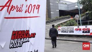 TKN Bawa Seniman ke Arena Debat Capres, BPN Ajak Emak-Emak