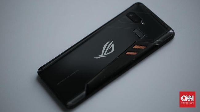 Saingi Black Shark 2 Pro, Asus Siap Boyong ROG Phone 2