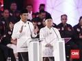 Kubu Jokowi Atur Strategi Menyerang di Debat Capres Kedua