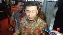 VIDEO: Wiranto Hadiri Debat Capres-Cawaprss Perdana 2019