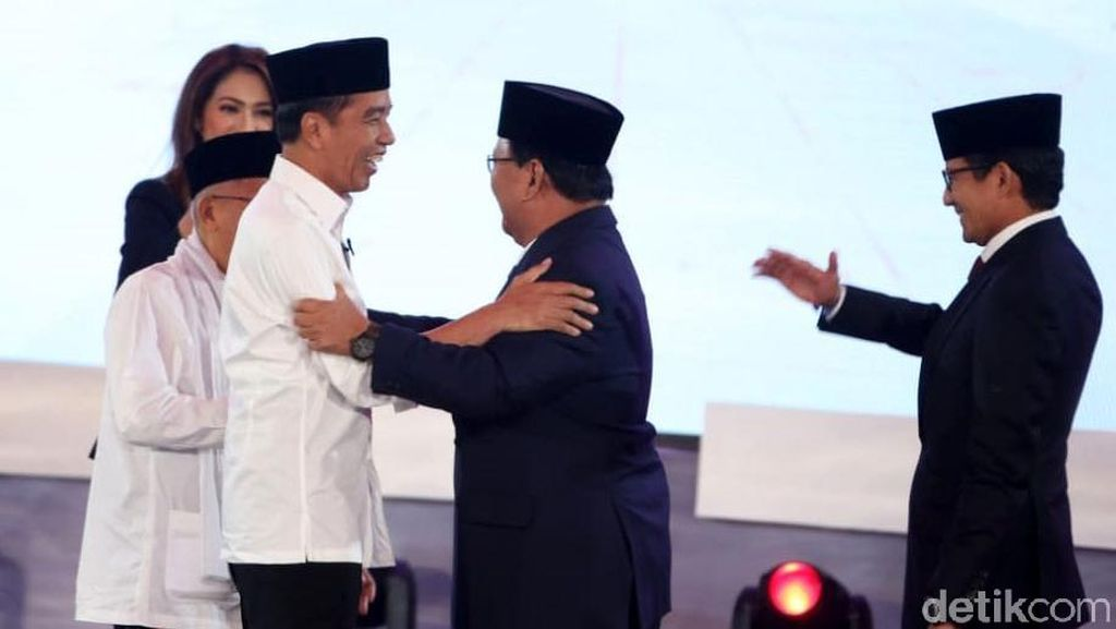Jokowi Kirim Utusan Bertemu Prabowo