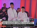 VIDEO: Visi-Misi Jokowi-Ma'ruf di Debat, Indonesia Maju