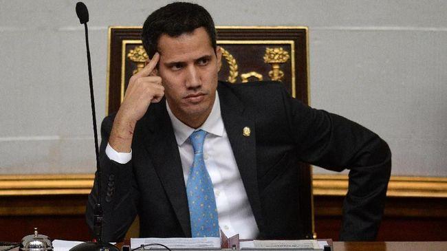 Rezim Maduro Larang Guaido Pegang Jabatan Pemerintahan
