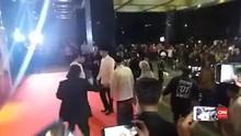 VIDEO: Jokowi-Ma'ruf Tiba di Lokasi Debat Capres 2019