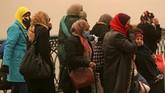 Sejumlah pelabuhan di Mesir sudah tutup selama empat hari berturut-turut akibat badai pasir. (REUTERS/Mohamed Abd El Ghany)