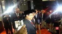 VIDEO: Prabowo-Sandi Tiba di Lokasi Debat Capres 2019