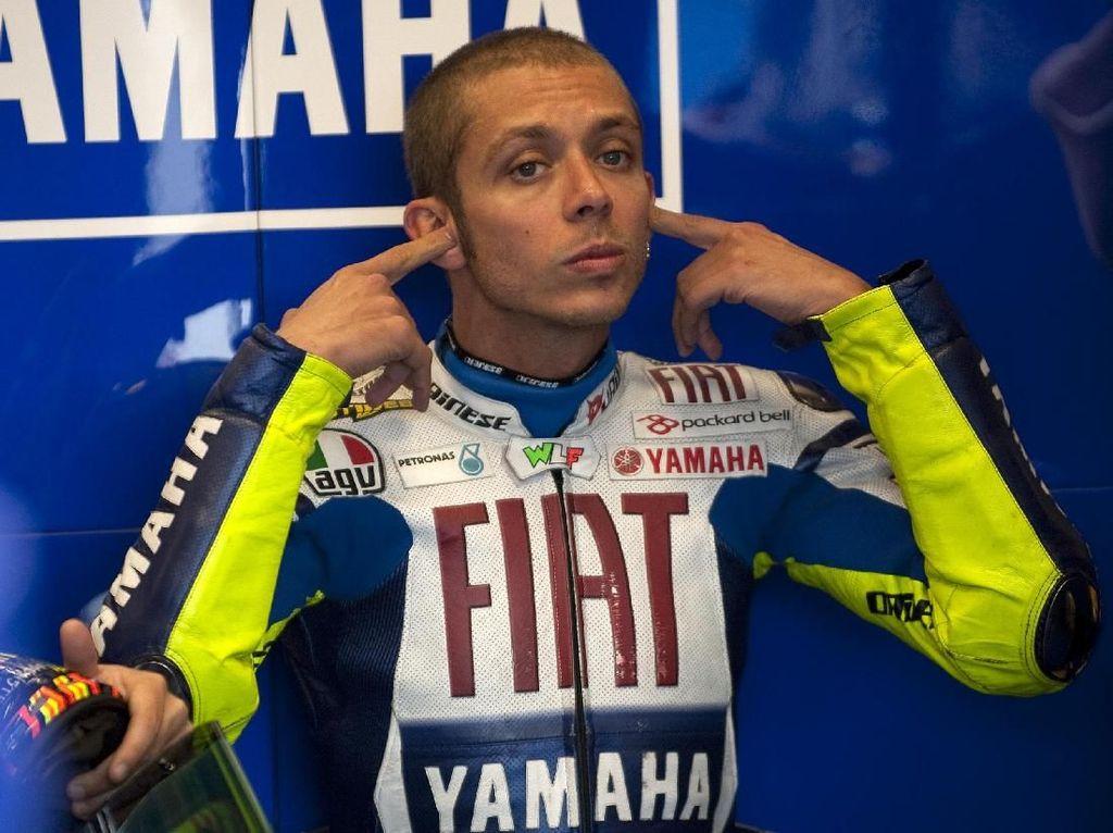 #10YearChallenge MotoGP: Wajah Muda Rossi dan Marquez yang Masih Bocah
