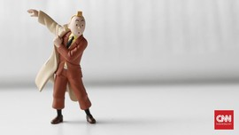 90 Tahun Misteri Kehidupan Tintin