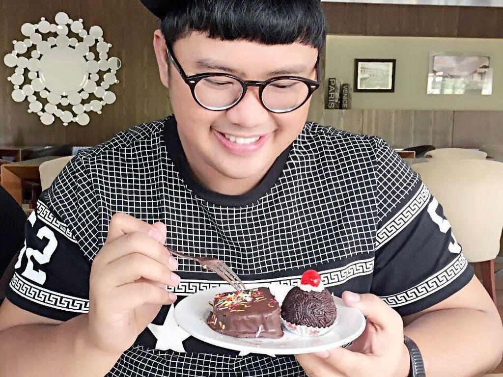 Turun BB 38 Kg, Ricky Cuaca Dulu Hobi Ngemil Manis