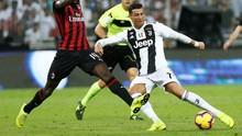 Ronaldo Antar Juventus Juara Piala Super Italia