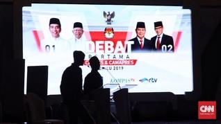 Jelang Debat Capres 2019, Rupiah 'Keok' 64 Poin