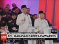 VIDEO: Jokowi Ungkit Hoaks Ratna dalam Debat Perdana
