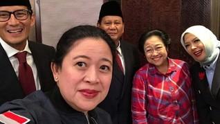 Perindo: Pertemuan Megawati-Prabowo Nostalgia Dua Sahabat